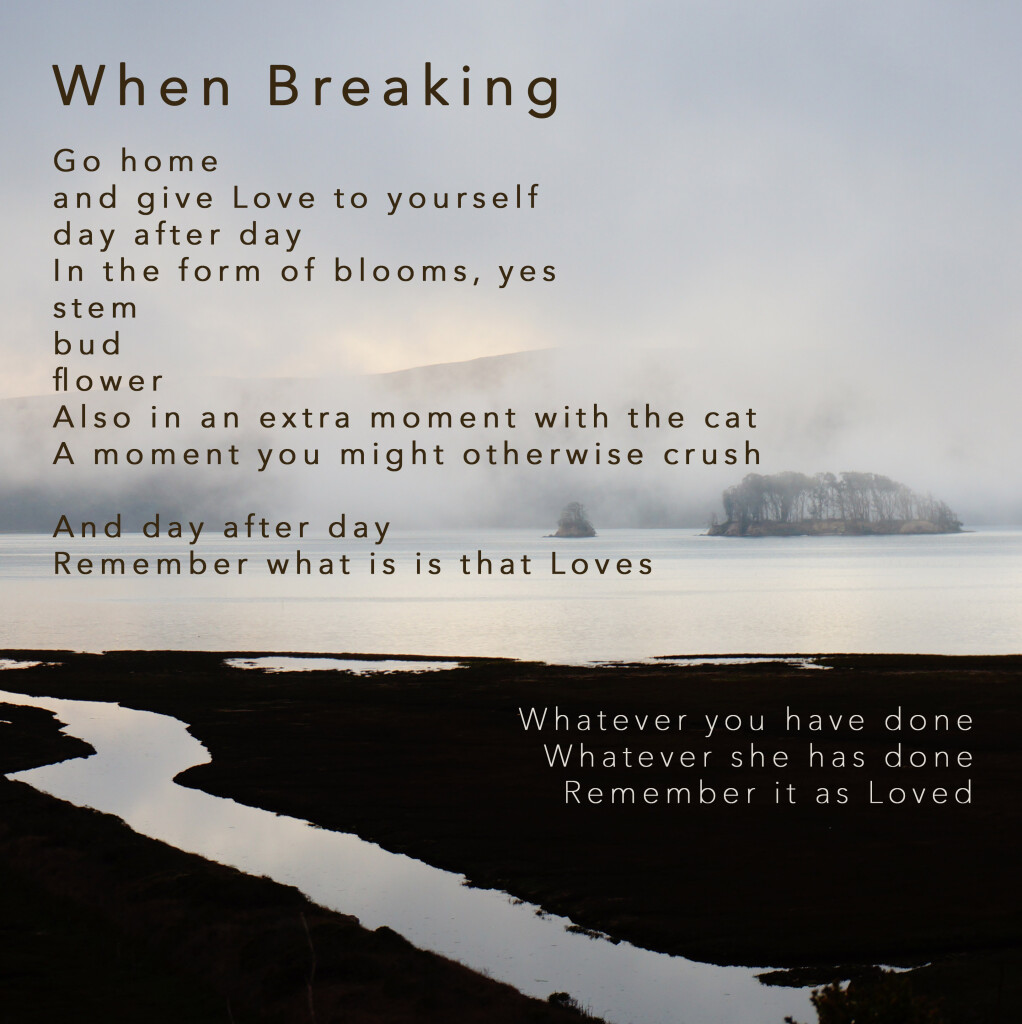 When Breaking